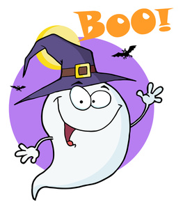 Ghost Clip Art Images Ghost Stock Photos   Clipart Ghost Pictures