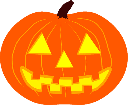 jack o lantern faces clip art - photo #22