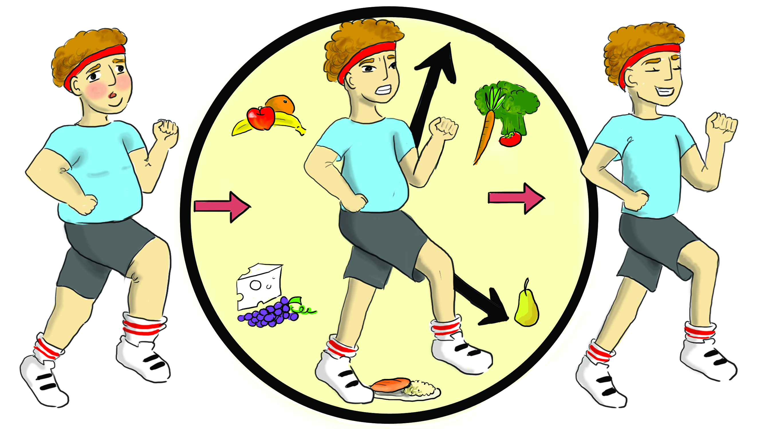 Healthy Living Clipart - Clipart Kid