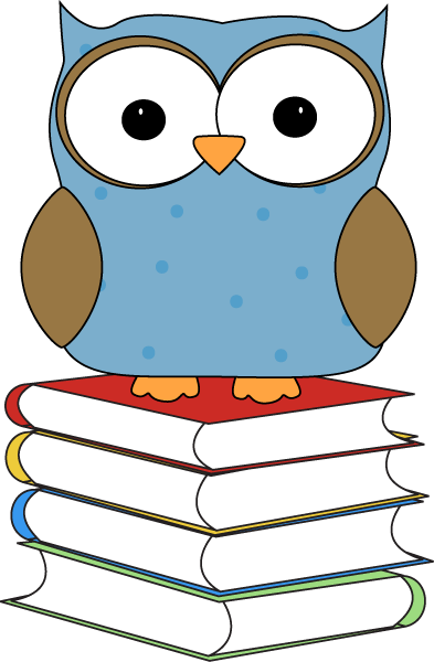 Owl Book Clipart - Clipart Kid