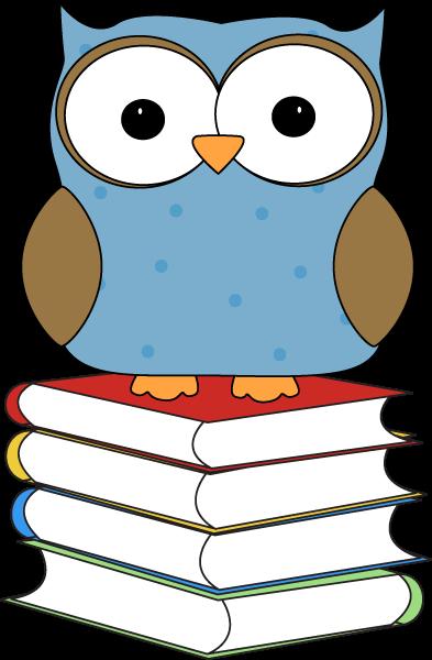 Owl Book Clipart - Clipart Kid