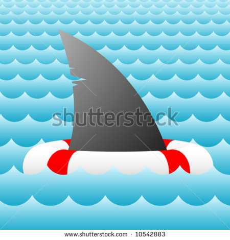 Sharks Whales And Color With Shapes Cached Similareasy Animal Drawing