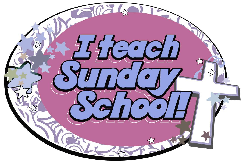 Sunday School Teacher Clipart - Clipart Kid