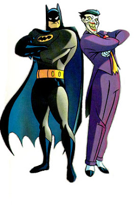 Batman And Joker Clipart