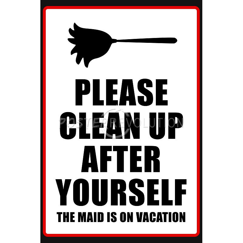 Cleaning Kitchen Sign Clipart - Clipart Kid