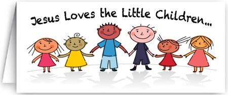 Jesus Loves The Little Children Birthday Harrison Greetings #LJVjwI ...