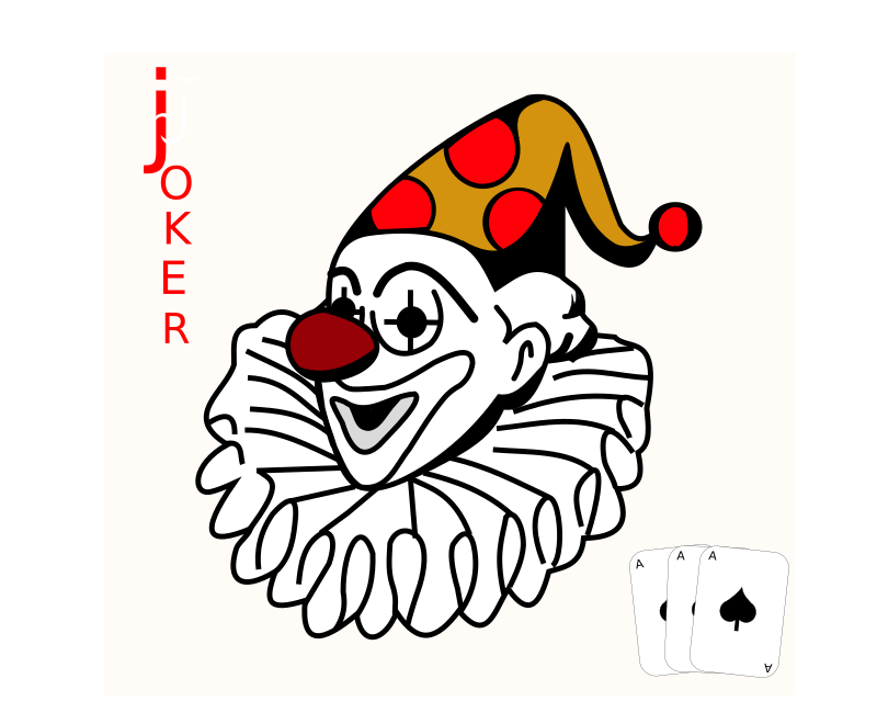 Joker By Jakoriginal   This A Poker Card For The Card Of Joker Note