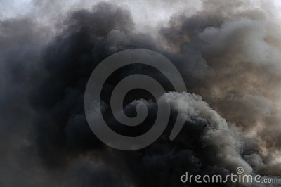 Smoke Plume Royalty Free Stock Photos   Image  17843168
