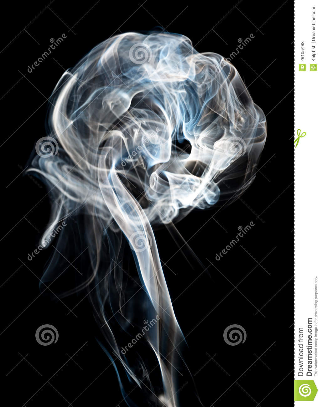 Smoke Plume Royalty Free Stock Photos   Image  26105498