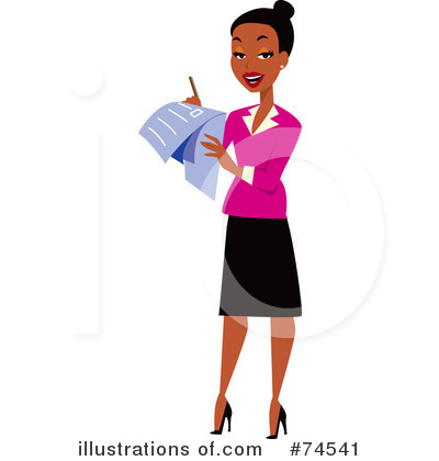 Career Woman Clipart - Clipart Kid