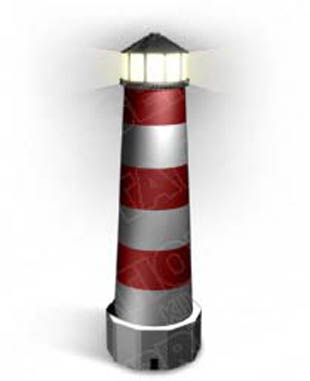 Download Lighthouse Powerpoint Graphic And Other Software Plugins For