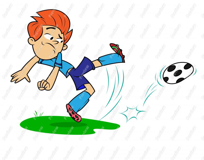 Kids Playing Sports Clipart   Clipart Panda   Free Clipart Images