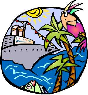 Love Looking At Clipart Since They Put Me In A Caribbean State Of