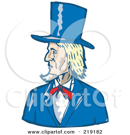 Royalty Free  Rf  Illustrations   Clipart Of Top Hats  1