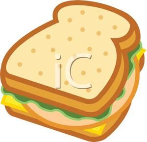Turkey Sandwich Clipart - Clipart Kid