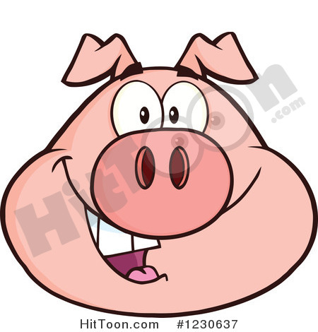 pig face clipart clipart suggest pig face clip art free Pig Face Clip Art Black and White
