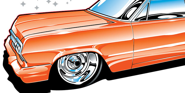 57 Chevy Clipart   Clipart Best