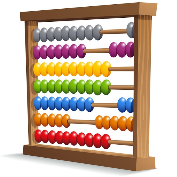 Abacus Clip Art