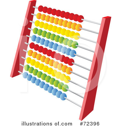 Abacus Clipart  72396 By Cidepix   Royalty Free  Rf  Stock