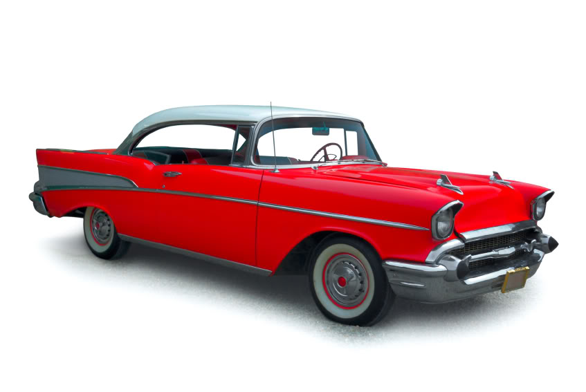 Aldog 57 Chevy Cartoon Car Sd Blown 57 Chevy Picture 2d 57 Chevy Red