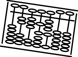 All Free Original Clip Art   30000 Free Clipart Images   Abacus Jpg