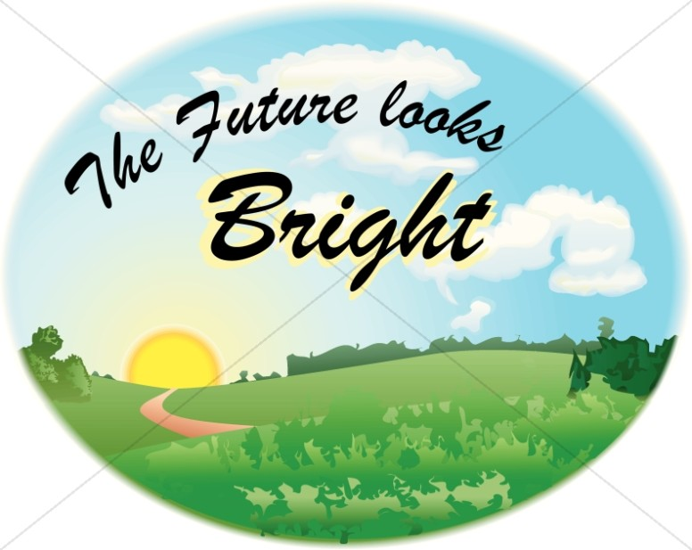 Bright Future   Christian Graduation Clipart And Images