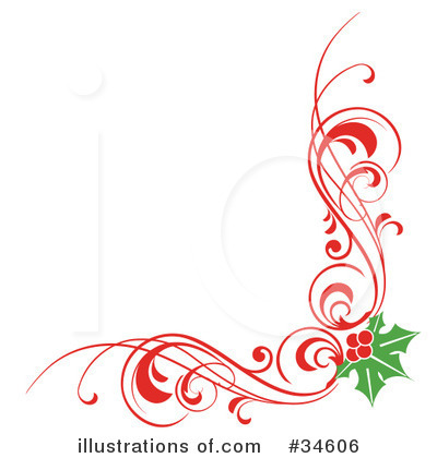 Christmas Clipart  34606   Illustration By Onfocusmedia