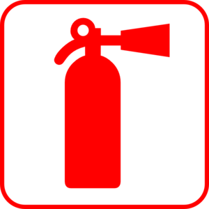 Fire Extinguisher Clipart - Clipart Kid