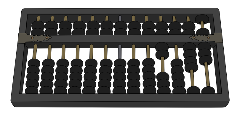 Free Abacus Clip Art