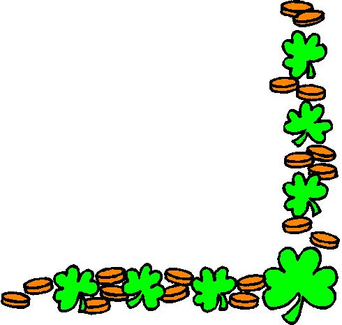 Irish Borders Clipart - Clipart Kid