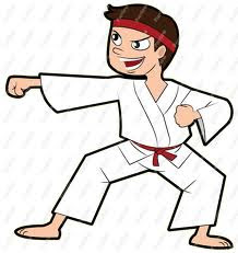 Karate Children Clipart Album For Karate Kicks Images