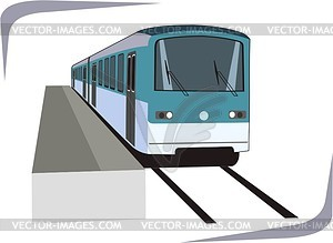 Subway   Vector Eps Clipart