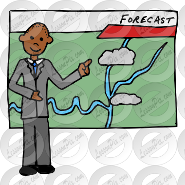 Forecast Picture For Classroom   Therapy Use   Great Forecast Clipart