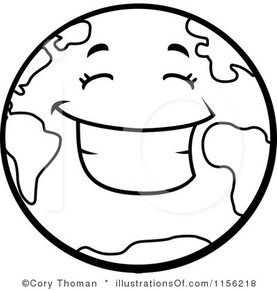Clip Art Earth Clipart Black And White black and white globe clipart kid panda free images
