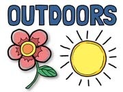 Outdoor Clipart