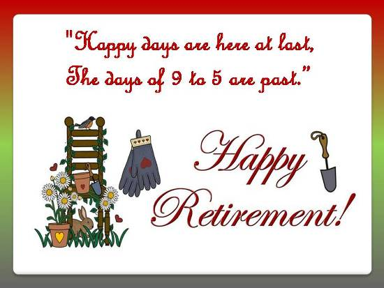 Warm Greetings On Retirement  Free Retirement Ecards Greeting Cards