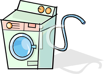 Washer Clipart 0511 1110 2922 4821 Cartoon Clothes Washer Or Front