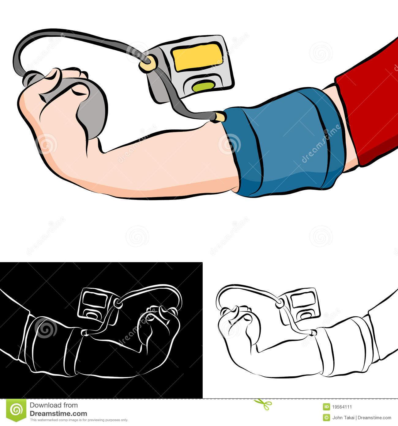 clipart blood pressure - photo #9