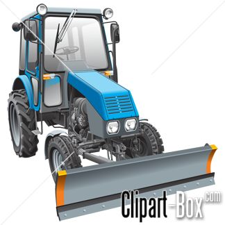 Clipart Snow Plow Tractor   Cliparts   Pinterest