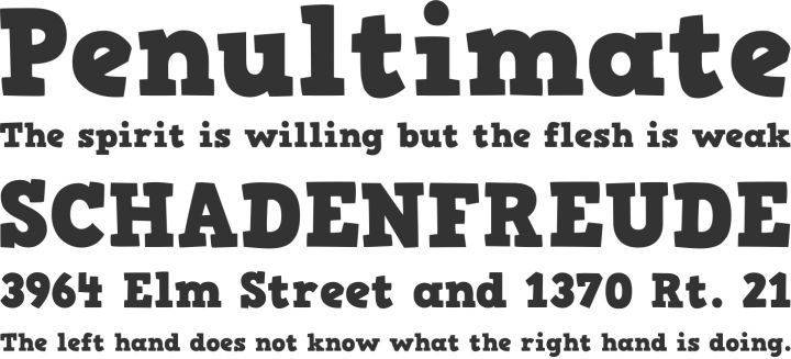 Comic Serif Pro Alphabet Phrases   Fonts Digital Paper   Clipar