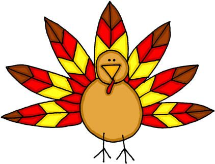 Cooked Turkey Clipart