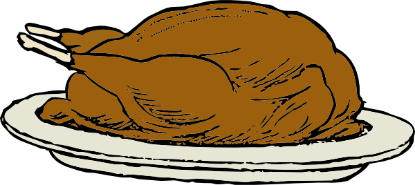 Cooked Turkey Leg Clipart   Clipart Panda   Free Clipart Images