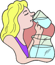 Feeling Hungry Clipart Thirsty