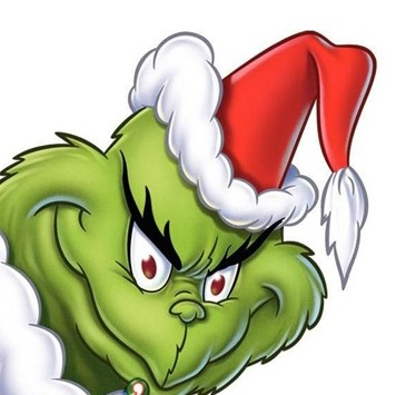 Grinch Clip Art   Our Digital Classroom