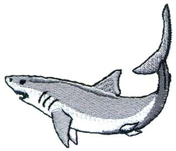 Mako Shark Outl...