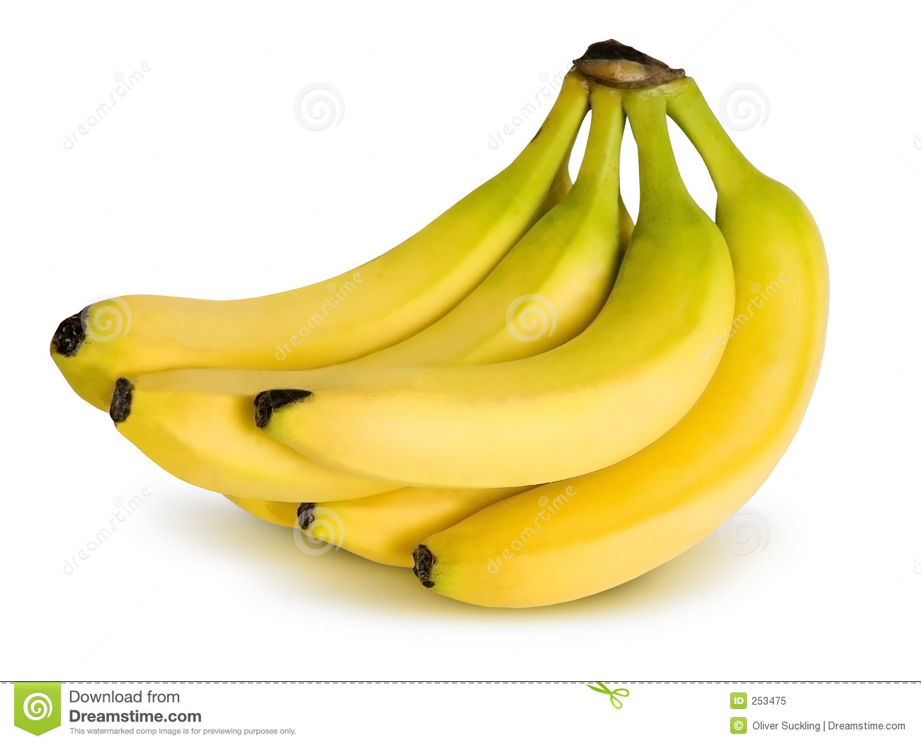 Bunch Of Bananas Clipa...
