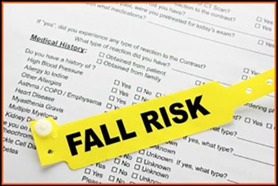 Recommendation For Prevention And Management Of Falls In Older