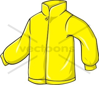 Yellow Jacket 1   Others   Buy Clip Art   Buy Illustrations Vector