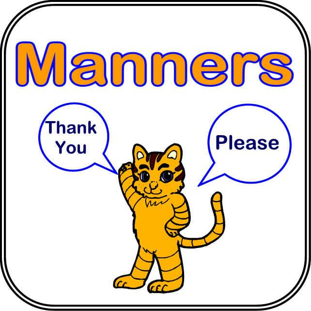 12 Good Manners Clipart Free Cliparts That You Can Download To You