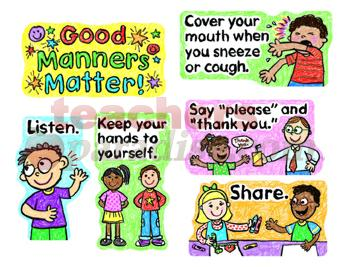 Basic table manners essay